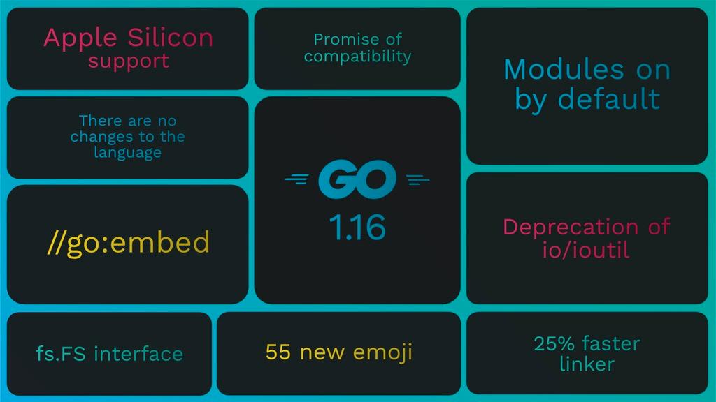 第 4 期:Go 语言发展的近况 (上)
